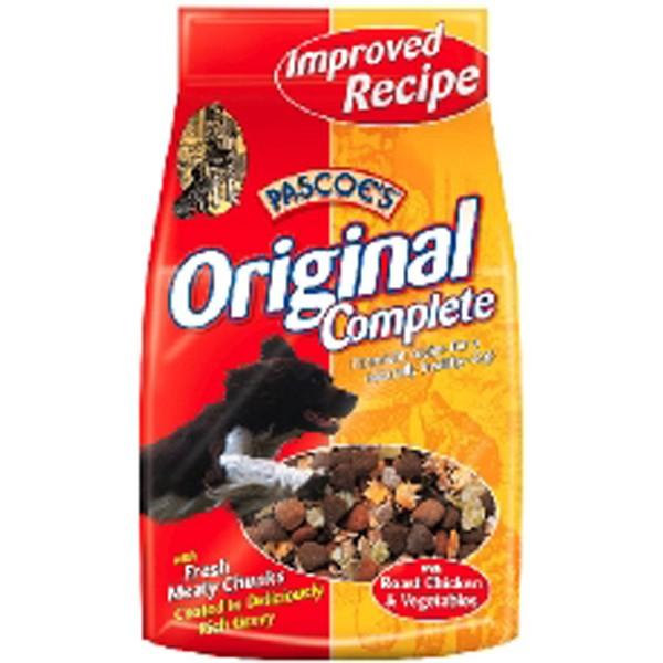 Chudleys Original Dog Food Review