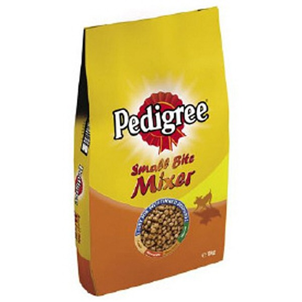 Pedigree Small Bite Dog Food Mixer 10kg