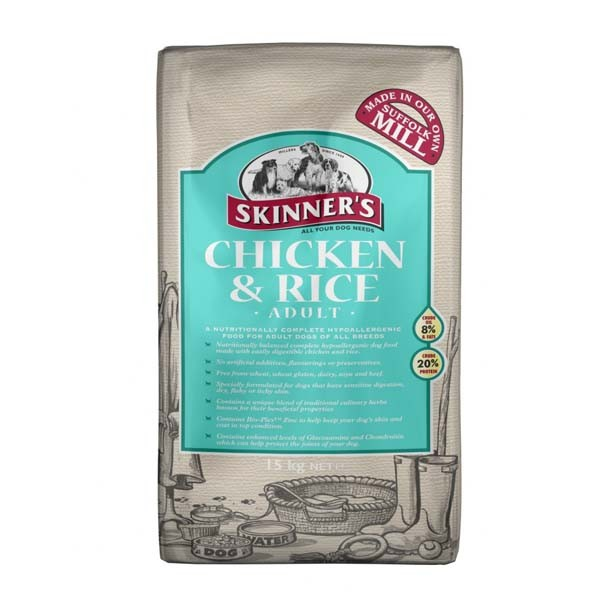Skinners Sensitive Dog Food Review