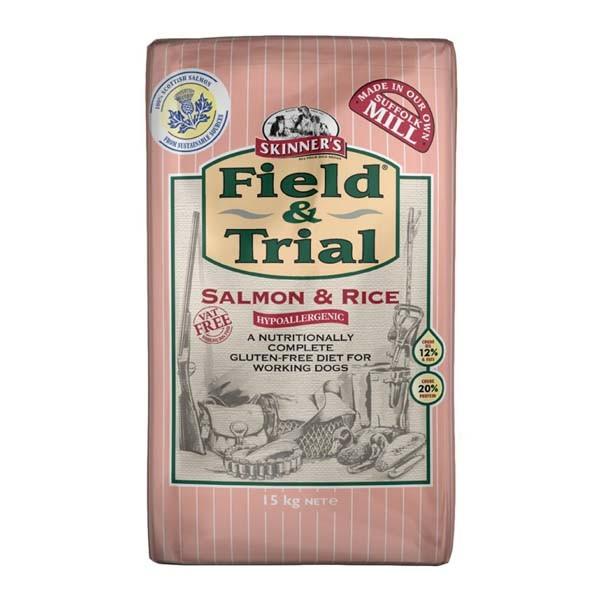 Skinners Salmon Dog Food Reviews