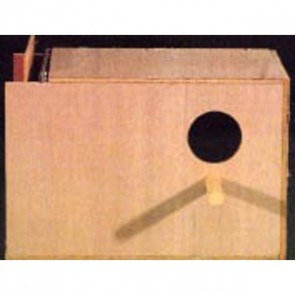 Budgie Box (Ply) Right or Left Hole Please Specify