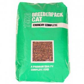 Breederpack Cat Crunchy Complete 15kg