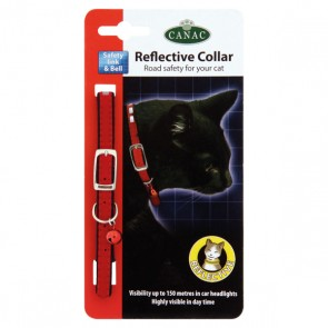 Canac Reflective Cat Collar