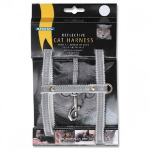 Ancol Reflective Cat Harness