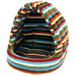 Rosewood Autumn Stripe Luxury Comfort Sleeper