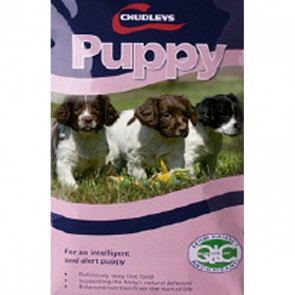 Chudleys Puppy Food 10kg