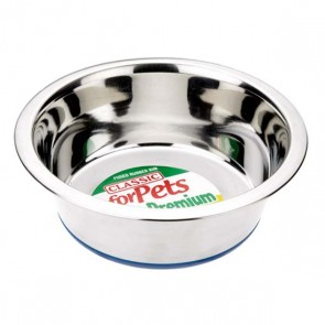 Classic Premium Stainless Steel Non Slip Dog Bowl