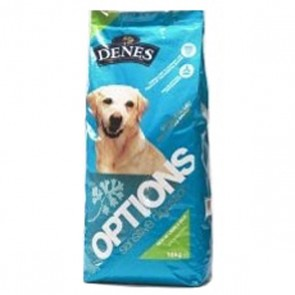 Denes Adult Options Plus Herbs Sensitive Digestion - Lamb & Rice Dog Food 15 KG