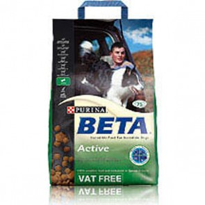 Beta Active Dog Food 15kg