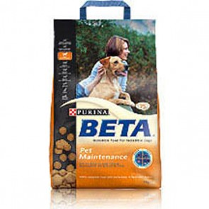 Beta Pet Maintenance Dog Food 15kg