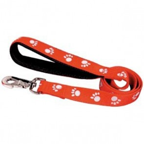 Reflective Dog Lead - Red