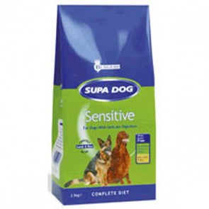 Burgess Supa Dog Sensitive Dog Food 15kg
