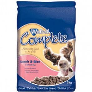Wafcol Lamb & Rice Dog Food 15kg