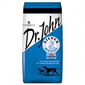 Dr John Silver Medal Dog Food 15kg