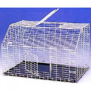 Shaws Fold-Flat Kitten Pen (With Top & Front Opening Doors)