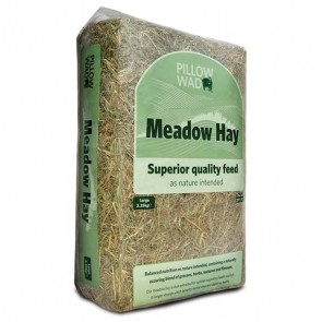 Large Compressed Hay Pillow
