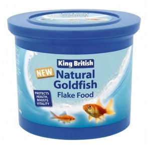 King British Goldfish Food
