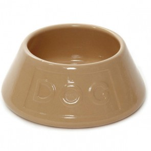 Mason & Cash Non Tip Spaniel Dog Bowl