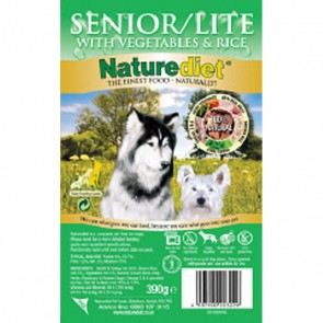 Naturediet Senior Lite
