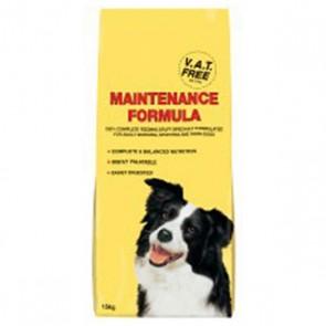 Omega Maintenance Dog Food 15kg
