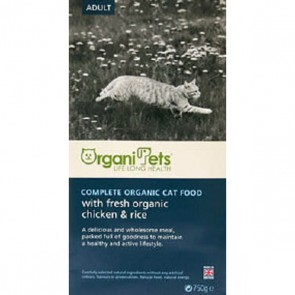 Organipets - Organic Adult Cat Food
