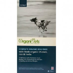 Organipets - Organic Adult Dog Food 15kg