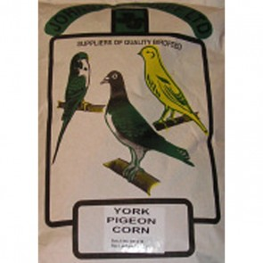 York Pigeon Corn By Johnston & Jeff 20kg