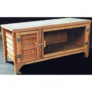Rabbit Hutch Rustic