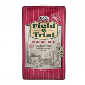 Skinners Field & Trial Muesli Mix Dog Food 15kg
