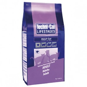 Techni-Cal Lifestages Adult Chicken Cat Food