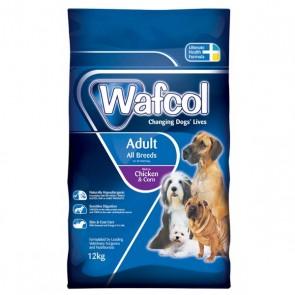 Wafcol Chicken & Corn 12kg