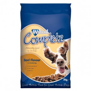 Wafcol Complete Beef 15kg