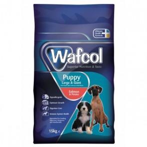 Wafcol Puppy Salmon & Potato 15kg - Large & Giant