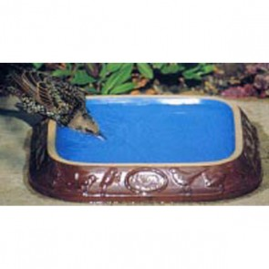 Mason Watering Hole Bird Bath