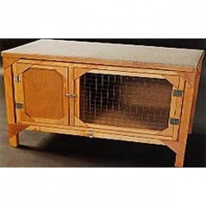 Guinea Pig Hutch York (Ply)