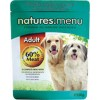 Natures Menu Adult Chicken, Rabbit & Duck Dog Food 8 x 300g
